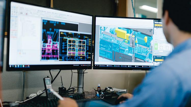 産業用機械の設計・製作